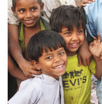 Attitudinal Healing in India - Children's Resiliency Program